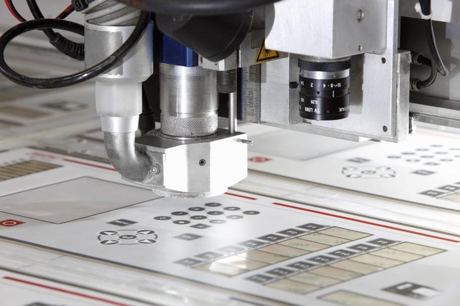 Especialistas en la fabricación de teclados de membrana a medida