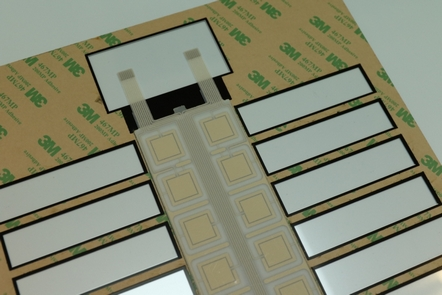 We manufacture capacitive keypads tailored for industrial environments